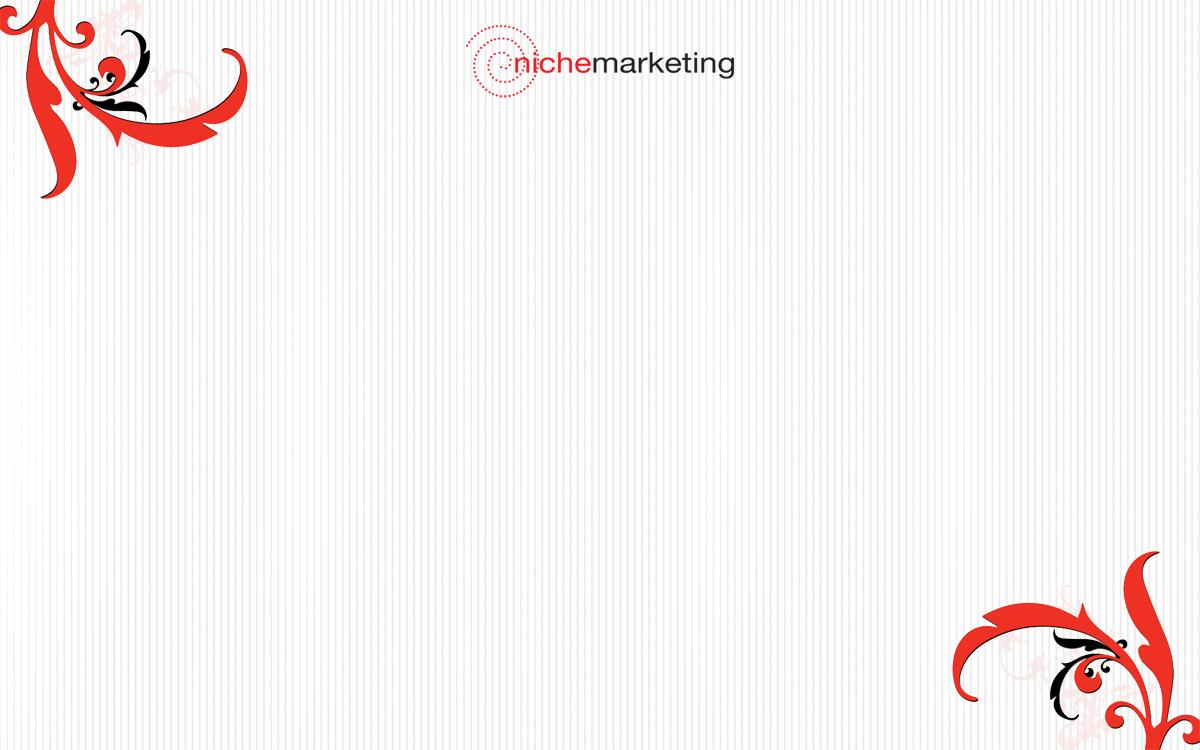 Niche Marketing 9